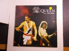 Queen-Record Album Green Vinyl -Rock In Rio Live