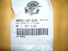 New Harley Davidson Sub Valve Stem W /Cap Part # 40999-87-SUB