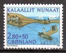 Greenland - 1986 Sport aid - Mi. 164 MNH