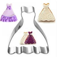Metal Cookie Cutter Fondant Cake Decor Cupcakes Chocolate Biscuit Moulds