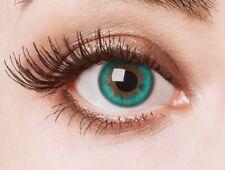 aricona grüne farbige Kontaktlinsen bunte farbig intensive Jahreslinsen deckend