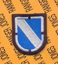 SOCEUR Special Operations Command EUROPE Airborne beret flash patch #4 c/e