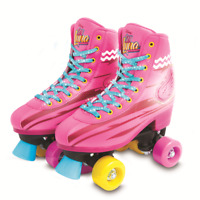 Soy Luna Light Up Roller Skates Original TV Series Disney Size 30-31/13/20.5 Cm