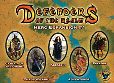 Defenders of the Realm: Hero Expansion #1 (Painted)
