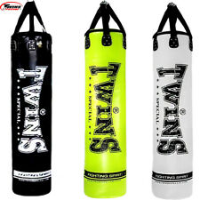 Twins Special Hbs-5 Muay Thai Heavy Bag Boxing Unfilled Punching Mma Rdx Bags