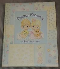 New With Defects Fill-In Memory Book Precious Moments (Unisex Baby Shower Gift?)
