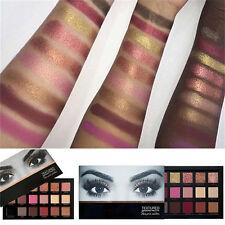 GUT 18 Colors Eyeshadow Textured Pallete Faced Matte Make up Eye shadow Palette
