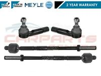 FOR VW GOLF MK4 97-04 FRONT LEFT RIGHT INNER OUTER RACK TIE ROD END ENDS MEYLE