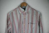 TOMMY HILFIGER Camicia Shirt Maglia Chemise Camisa Hemd Tg S Uomo Man
