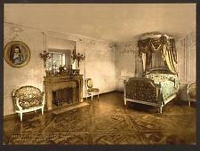 Chamber Of Marie Antoinette Versailles A4 Photo Print