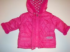2 Piece Pink Platinum Snowsuit With Snowbibs & Coat ~ Size 12M ~ New With Tags