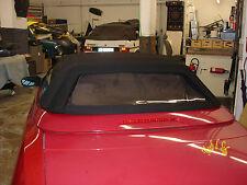 Alfa Romeo Spider Verdeckscheibe Erneuerung Heckscheibe Scheibe Cabrioscheibe