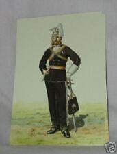 AB14/3 17th light dragoons lancers Military Postcard