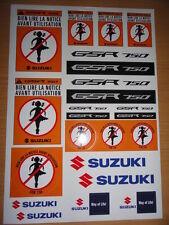 Sticker PROTECTION BOUCHON RESERVOIR Suzuki GSR 750-10,6cm x 10,6cm