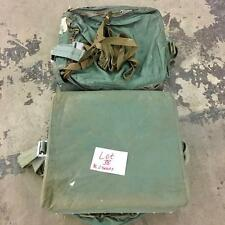 (2) Vietnam Era - USAF ejection seat survival kit container, type MD-1... Lot 38
