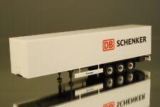 """Herpa 307864 solo Krone Kofferauflieger 3a """"DB Schenker"""""""