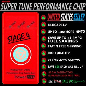 Fits - 1996-2004 Isuzu Rodeo - Super Performance Tuning Chip - Power Programmer