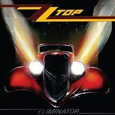 ZZ Top Eliminator (1983) [CD]