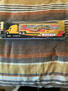 2004 Winner's Circle Rusty Wallace #2 Trailer Rig 1/64 scale NIB