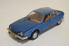 Z 1:25 POLISTIL S-38 S38 S 38 CITROEN CX2200 CX 2200 METALLIC BLUE EXCELLENT