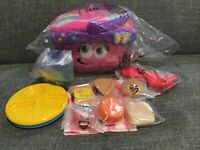 LeapFrog Shapes and Sharing Picnic Basket Pink Kids Toys Learning Colors. New