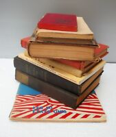Lot 10 livres books Steinbeck grammaire anglaise Somerset Maugham Etats Unis ...