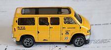 Hot Wheels Chrysler Dodge Van Windows Go-Cart Mooneyes UNSPUN 2021 Drift Mopar B