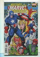 History of The Marvel Universe #2  NM Marvel Comics CBX1L