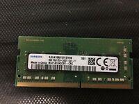 Samsung 8GB 1Rx8 PC4-2400T-SA1-11 (M471A1K43CB1-CRC) RAM LOOK