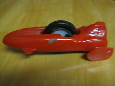 Kenner Mini SSP Super Sonic Power Pull Cord Toy Red Car