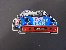 Sticker autocollant : Porsche 911 Lucky Star Jeans