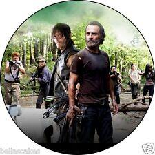 Tortenaufleger The Walking Dead Fototorte Eßbar DVD NEU Tortenbild Dekoration