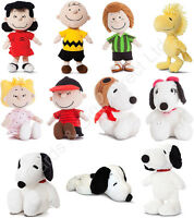Aurora Snoopy Peanuts Soft Toy Woodstock Charlie Brown Lucy Linus Patty Sally