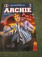 Archie Comics free comic book day Archie #1 All New Mark Waid FCBD May 2016