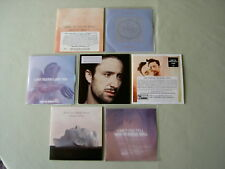 HOW TO DRESS WELL job lot of 7 promo CDs Total Loss What Is This Heart? Care