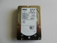 """LOT OF 5 DELL   15K.7  300GB 15K SAS 3.5"""" HDD  NO CADDY SUITABLE FOR R610 R710"""