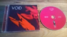 CD Indie Void-Red (9) canzone Weisser autunno PROD/ALE