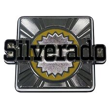 1980-1988 Chevy Blazer Truck Rear Body Side Emblem Silverado Pair Chevrolet K5