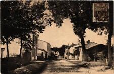 CPA St Hilaire de Villefranche. Route de Brizambourg et d'Ecoyeux. (667313)