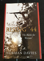 Rising '44, The Battle for Warsaw Hardcover – Unabridged, 17 Oct. 2003 by Norman