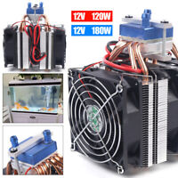 Thermoelectric Cooler Peltier System Semiconductor Refrigeration Water Chiller