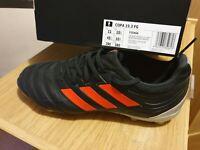 Adidas Copa 19.3 FG Black & Red UK Size 10.5