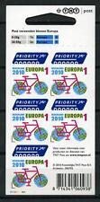 Nederland 2010 2742 Priority iHBL / Vel Europa cat waarde € 13,50