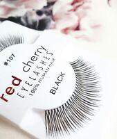 Red Cherry Wimpern #107 künstliches Echthaar perfekter Augenaufschlag