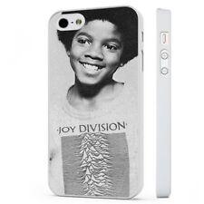 6788b91f02 Michael Jackson Joy Division Jackson 5 WHITE PHONE CASE COVER fits iPHONE