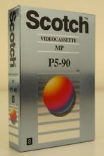 Scotch 90min MP P5-90 (8mm) Video8 Camcorder Kassette Tape