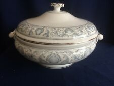 Wedgwood Dolphins lidded vegetable terrine / bowl