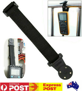 Multi-Meter Hanging Loop Strap & Strong Magnet Hanger Kit For FLUKE TESTO AU