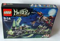 Lego® Monster Fighters 9467 - Geisterzug 741 Teile 8-14 Jahren - Neu