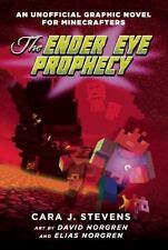 THE ENDER EYE PROPHECY - STEVENS, CARA J./ NORGREN, DAVID (ILT)/ NORGREN, ELIAS